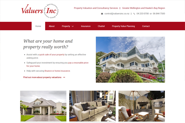 Valuers Inc - Property Valuation and Consultancy Services